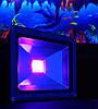 Ультрафиолетовый прожектор светильник