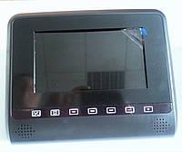 Монитор автомобильный на подголовник OKINAVA 780 BL черный
