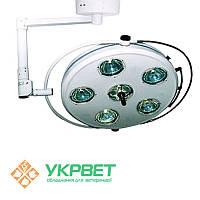 Светильник операционный потолочный L2000 6-II