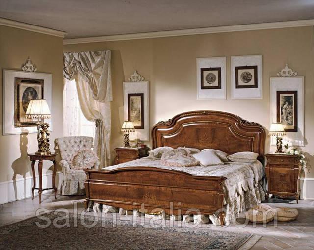 Спальня Pistolesi Fr.lli, Mod. ISABEL Noce (Італія)