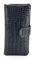Черный недорогой горизонтальный женский кошелек на кнопке FUERDANNI art. 5998, фото 1
