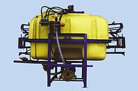 Обприскувач навісний штанговий 600 (штанга 10м, з карданом 6х8)