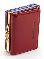Красный лаковый женский кошелек на кнопке FUERDANNI art. 1092-1, фото 1