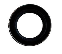 Сальник вала червяка рулевого управления ВАЗ 2101-07 (19х37х10) черный с пружинкой (БРТ)