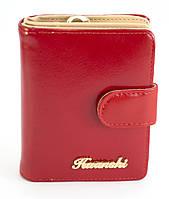 Красный кошелек женский HUANSHI art. 1524, фото 1
