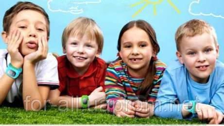Купить детские часы с gps трекером в интернет-магазине Модная покупка