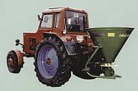 Машини для внесення добрив МВД-1000
