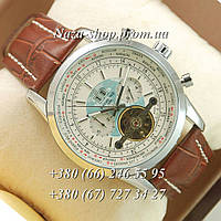 Breitling Silver/White