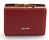 Красный женский кошелек на кнопке FUERDANNI art. 1102, фото 1