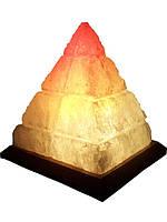 Соляной светильник Египетская пирамида