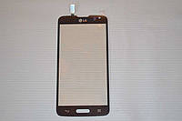 Оригинальный тачскрин / сенсор (сенсорное стекло) для LG Optimus L90 D405 | D415 (черный цвет)+СКОТЧ В ПОДАРОК
