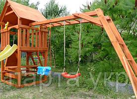 Игровая площадка для детей с рукоходом Игросвит