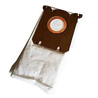 S-bag пылесборники (мешки) универсальные для Philips, Electrolux (полипропилен) 4шт.