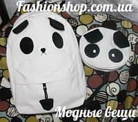 "Рюкзак ""Панда"" с сумочкой, код товара b-a61"