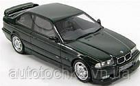 Дефлектор на капот (мухобойки) BMW 3 серии (36кузов) 1991-1998