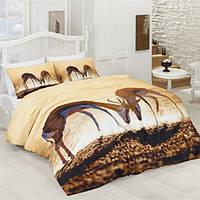 Постельное белье Cotton Castillo 3D евро размер