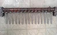 Вал пальчикового механизма в сборе (54-62201) 54-82195А Нива