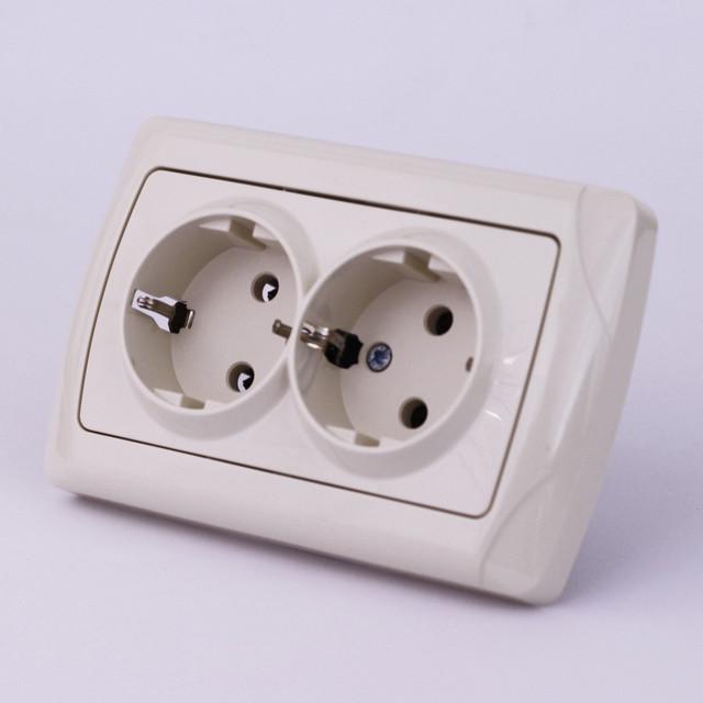 Электроустановочные изделия VI-KO и OVIVO