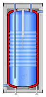 Бак аккумуляционный 350 л (без изоляции)