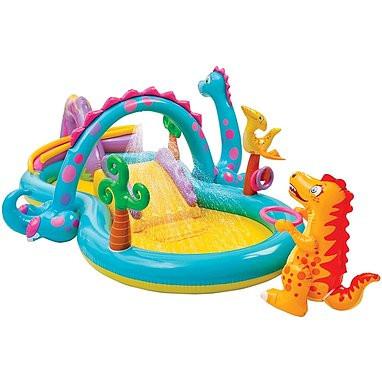 """Детский водный игровой центр """"Планета динозавров"""" Intex 57135"""