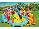 """Детский водный игровой центр """"Планета динозавров"""" Intex 57135, фото 2"""