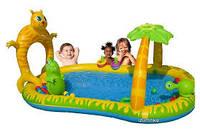 """Детский игровой центр """"Джунгли"""" бассейн BestWay"""