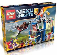 Конструктор Nexo Knights Библиотека Мерлока 14007