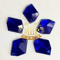Акриловые космики  Cobalt 16х20mm*1шт
