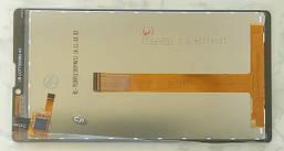 ZTE Blade L2 дисплейний модуль в зборі з тачскріном чорний