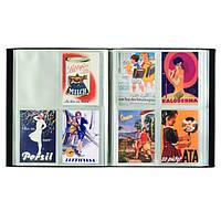 Альбом для почтовых открыток на 400 шт