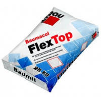 Клей Баумит Flex Top, 25 кг, клей для всех видов плитки и камня