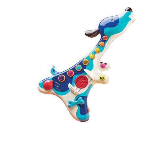 Игрушка музыкальная Пес гитарист Battat