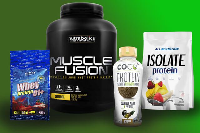 Протеины и другое спортивное питание с доставкой по Киеву и Украине. Сертифицированные протеины.