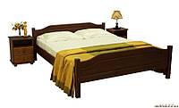 Кровать Л 201 (160х68х200), двуспальная ЛК 101