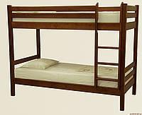 Дитяче ліжко Л 302 (90х165х200) двоярусне ЛК 136