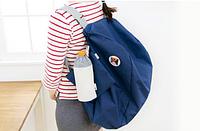 Сумка рюкзак трансформер. Дорожная сумка.