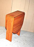 Стол кухонный РАСКЛАДНОЙ БАБОЧКА высокий, фото 1