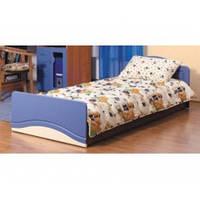 Детская кровать ЭКОЛЬ односпальная
