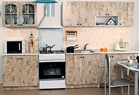 Кухня АГАТА 2.6 м ДСП