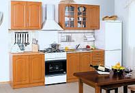 Кухня ОЛЯ МДФ 2 м, БМФ, фото 1