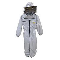 Комбинезон пчеловода двойной. Классика Размер XXL / 56 рост 188 см