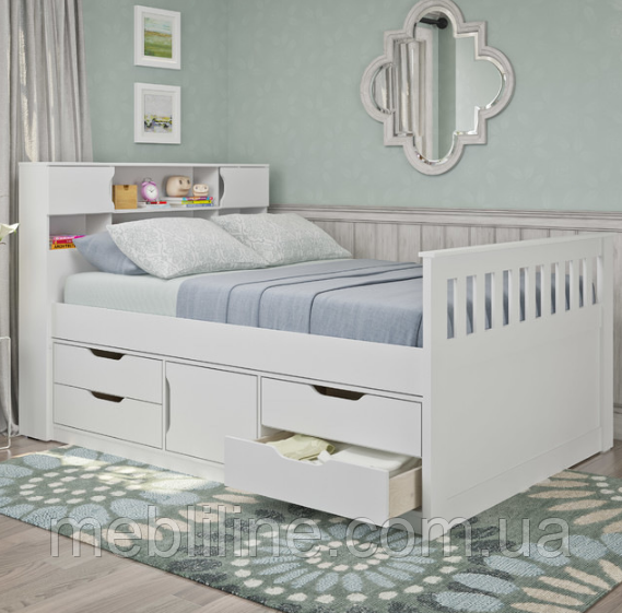 Раздвижные, выкатные и двухъярусные детские кровати