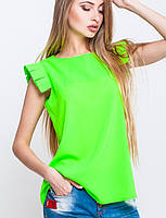 Блузка с  крылышками | Элис leo