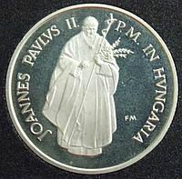 Монета Венгрии 100 форинтов 1991 г.