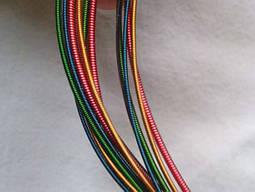 Цветные струны для акустической гитары
