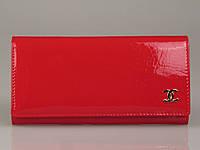 Кошелек женский Chanel C P7006, (кожа), красный