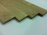 Массивная доска из дуба 300*100*15 мм сорт рустик без покрытия