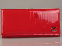 Кошелек женский Chanel C P7001, (кожа), красный