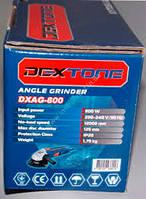Болгарка Dextone DXAG-800