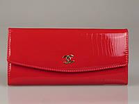 Кошелек женский Chanel C P7005, (кожа), красный
